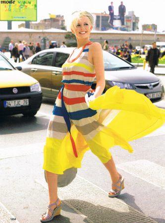 Leuchtkraft Fashion Referenz Nilgün Konya