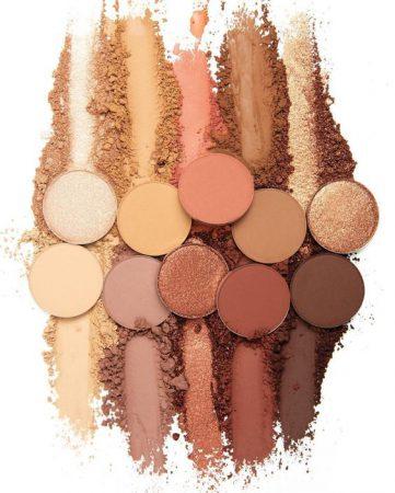 makeup farben