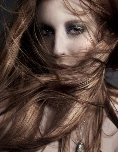 Mary Beauty Haare Referenz