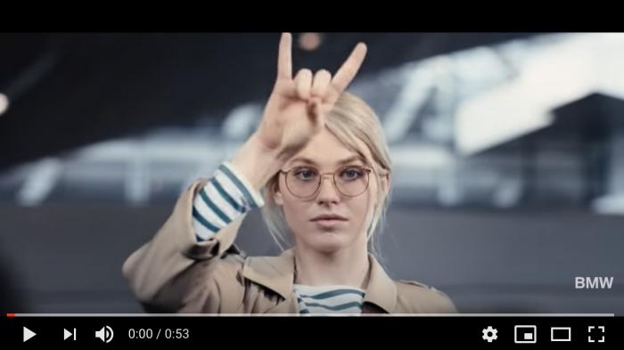 tvspot referenz BMW