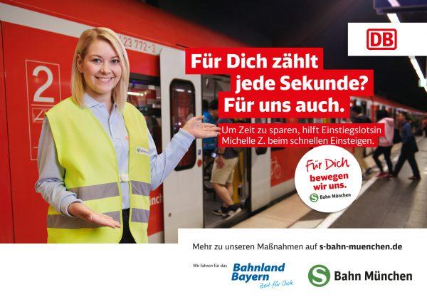 Deutsche Bahn Commercial Referenz Nilgün Konya
