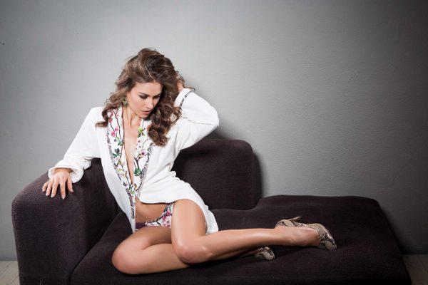Eva Blitzer Fashion Commercial Referenz Nilgün Konya