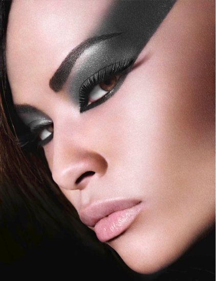 smokey eye beauty referenz